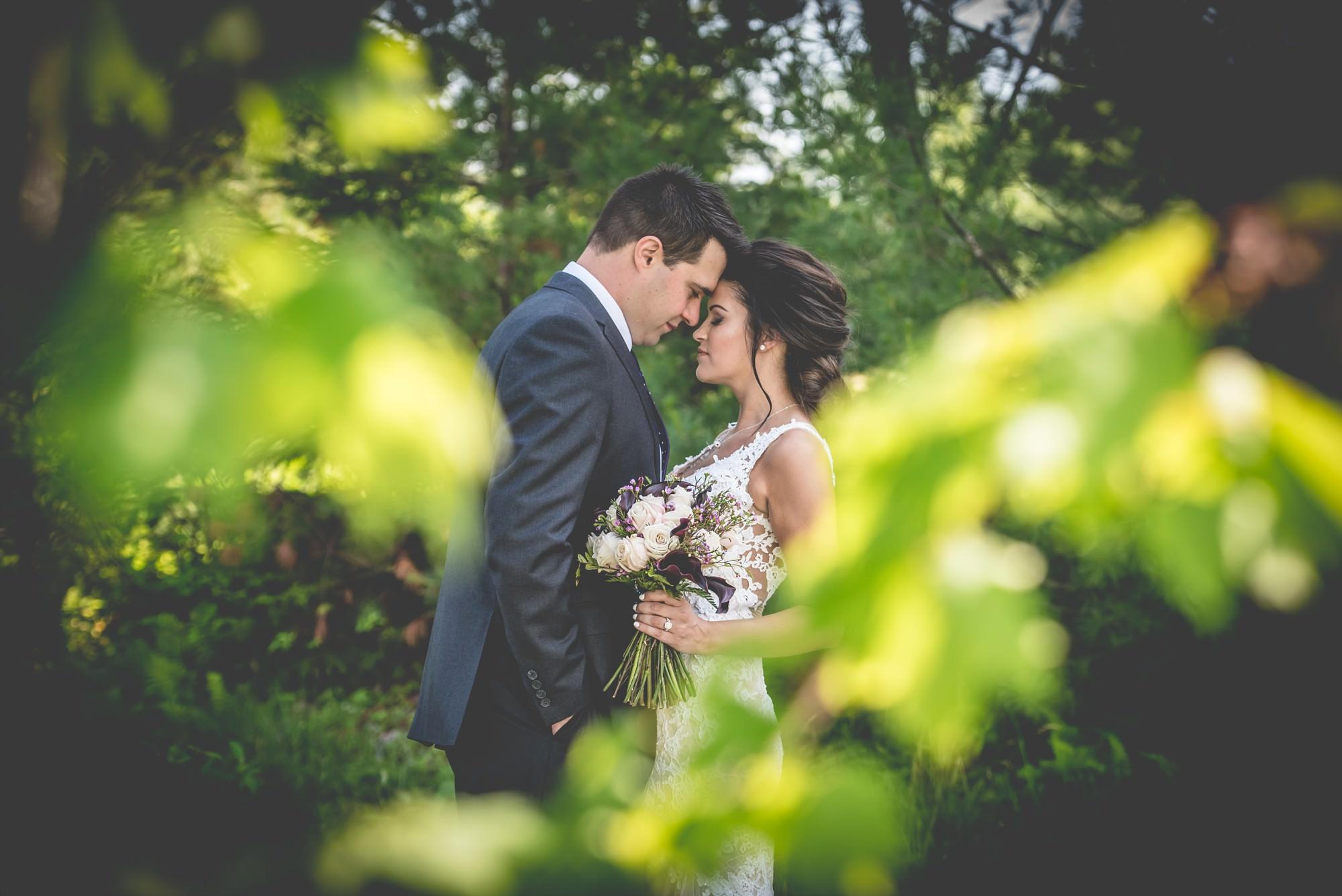 Courtney & Derek : Kingswood Lodge Wedding