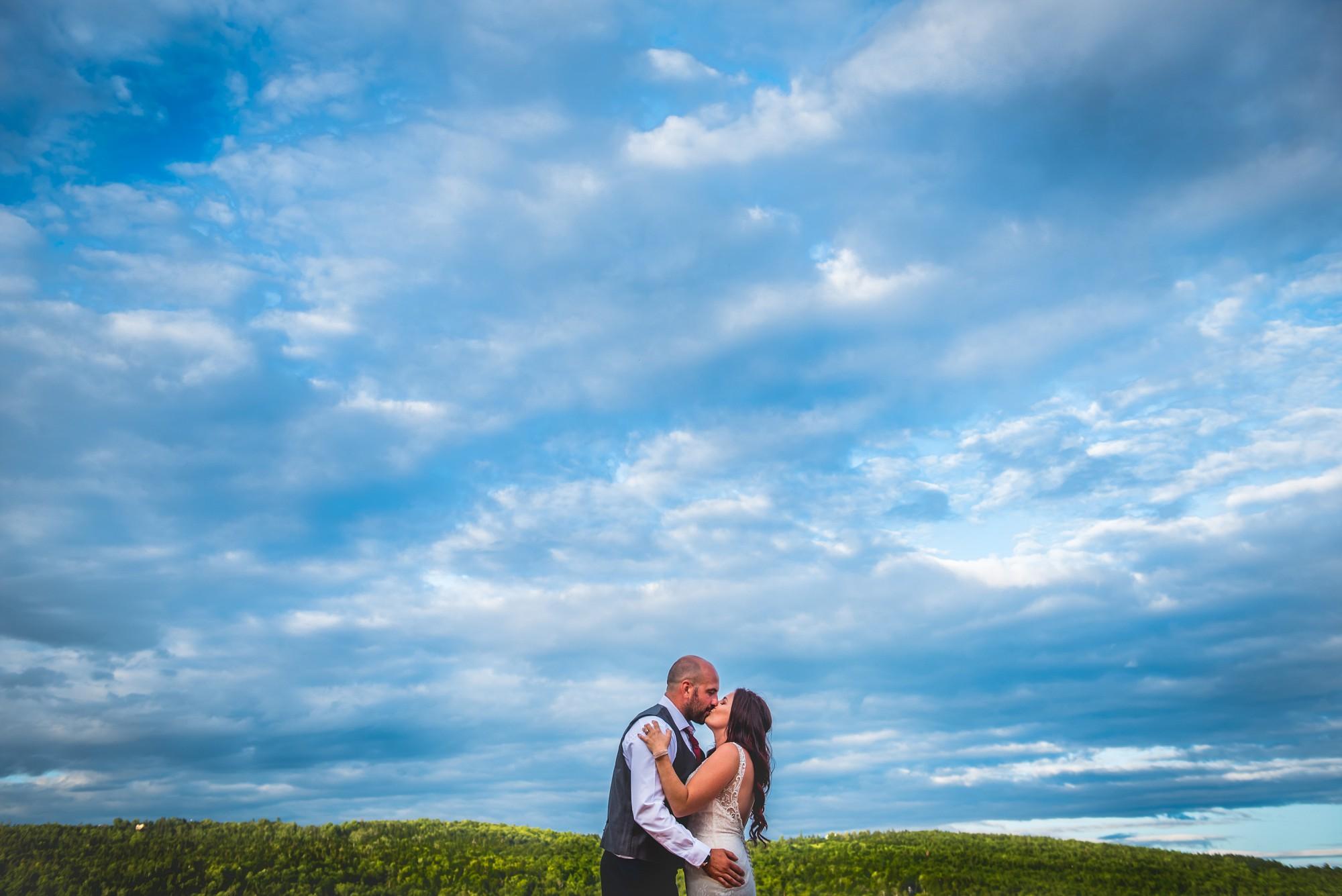 Jen & Corey: Backyard Wedding