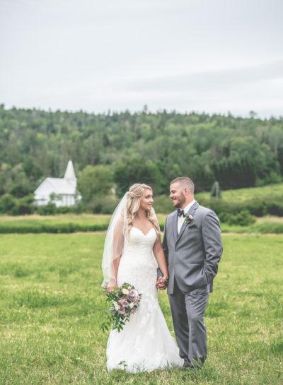 Somer & Mark : The Homestead Wedding